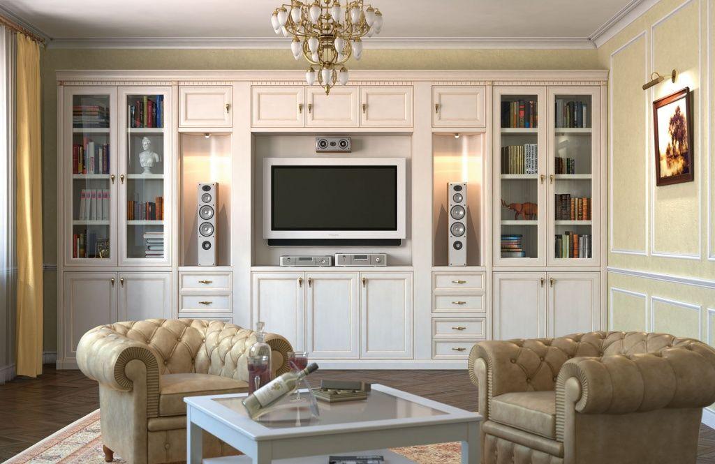 Какую мебель купить для гостиной комнаты
