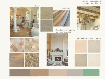 Какой выбрать цвет для дизайна интерьера